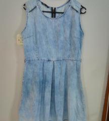 *400*Leten svetol teksas fustan GMZ br.L,XL