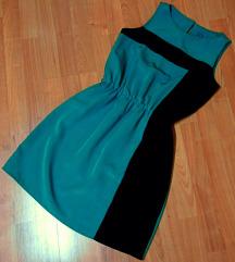 Petrolej- crn fustan  S