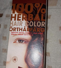 Prodavam SANTE 100%herbalna farba za kosa
