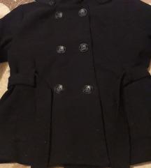 Kratko crno kaputce