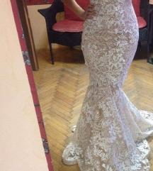 Нов Mihano Momosa неупотребен фустан