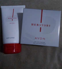 Nov parfem Herstory