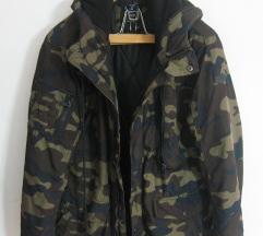 Bershka military јакна