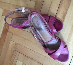 Kozni sandali BIANA