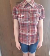 Детска шарена кошула