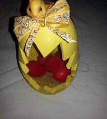 Keramicko veligdensko golemo jajce