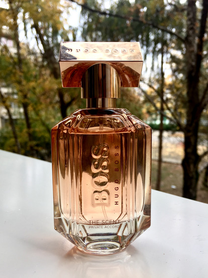Original Hugo boss the scent privte accord 50ml