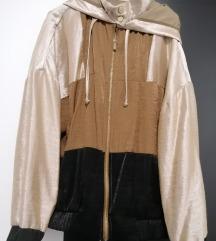 Svilena jakna duks