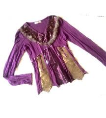 Уникатна кралска блуза M/L