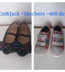 2 para SKECHERS I CAT&JACK 27-28 br