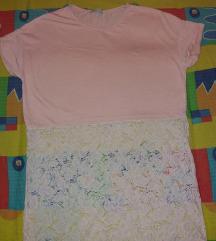 Nova rozova bluza Calliope