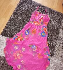 Cveten trendi fustan