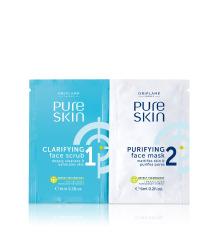 Pure Skin 2 во 1 маска