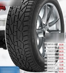 Zimski pneumatici - 30%