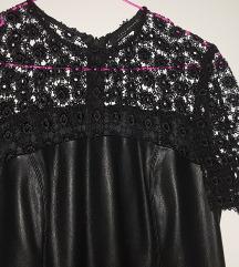 Prodavam crn ZARA exclusive fustan