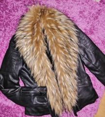Toplo zimsko palto noseno 2 pati