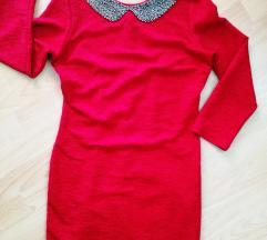 Фустан црвен бр.40