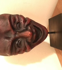 Ukrasna neobicna maska