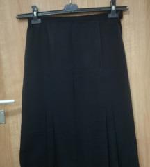 klasicna crna suknja l