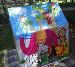 Детска куќичка шатор