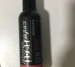 Спреј за коса кој штити од изгореници