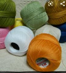 Baram vunica i pamucen konec