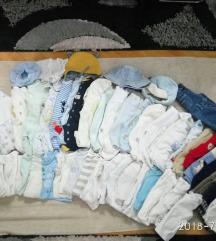 *1000*Bebeska obleka za masko 0-12(60 parcinja)NAM