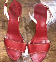 Кожни сандалки