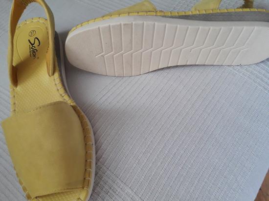 Novi meki sandali Safran-POPUST
