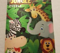 3-D slozuvalka Puzzle