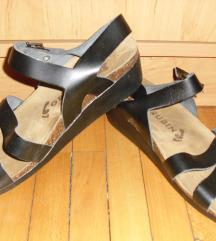 anatomski kozni sandali