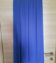 Плава сукња