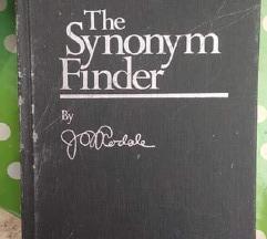 The synonim finder