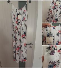 Dolg fustan so etiketa