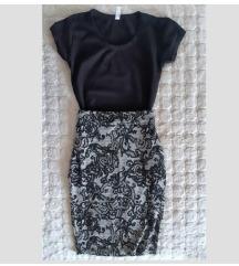 Комплет сукња и маичка