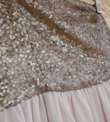NOVO Korset fustan L