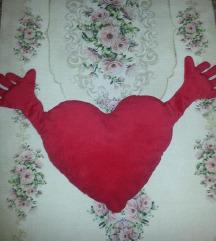 sv .Valentain srce novo