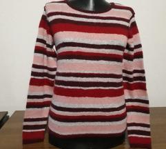 H&M џемперче без мана одговара за S и М