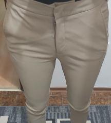 Pantaloni krem
