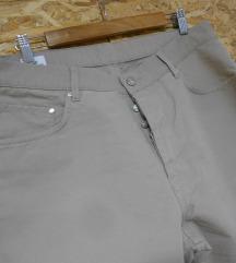 NOVO Lacoste krem pantaloni