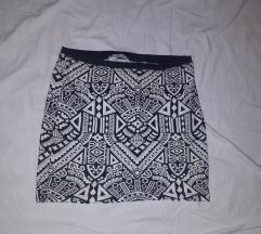 teranova suknja,poklon nad 300