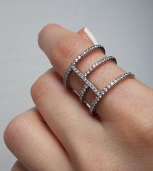 Сребрен прстен