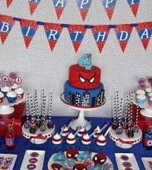 Spiderman декорација