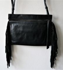 BATA Kozna trendovska torbica