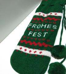 Чорап за новогодишно пакетче