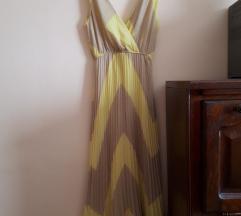 Жолт, долг фустан , може и за посвечени прилики