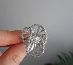Сребрен прстен 925
