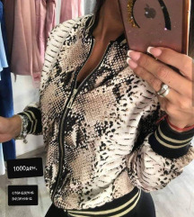 Trendi jakna so print