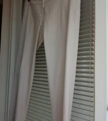 Letni krem pantaloni 42