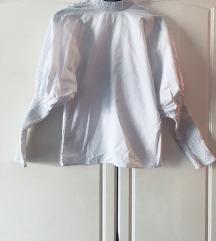 Zara bela pamucna kosula